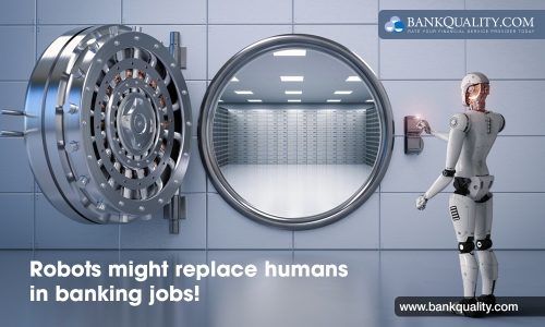 Is the future of banks in the hands of robots?