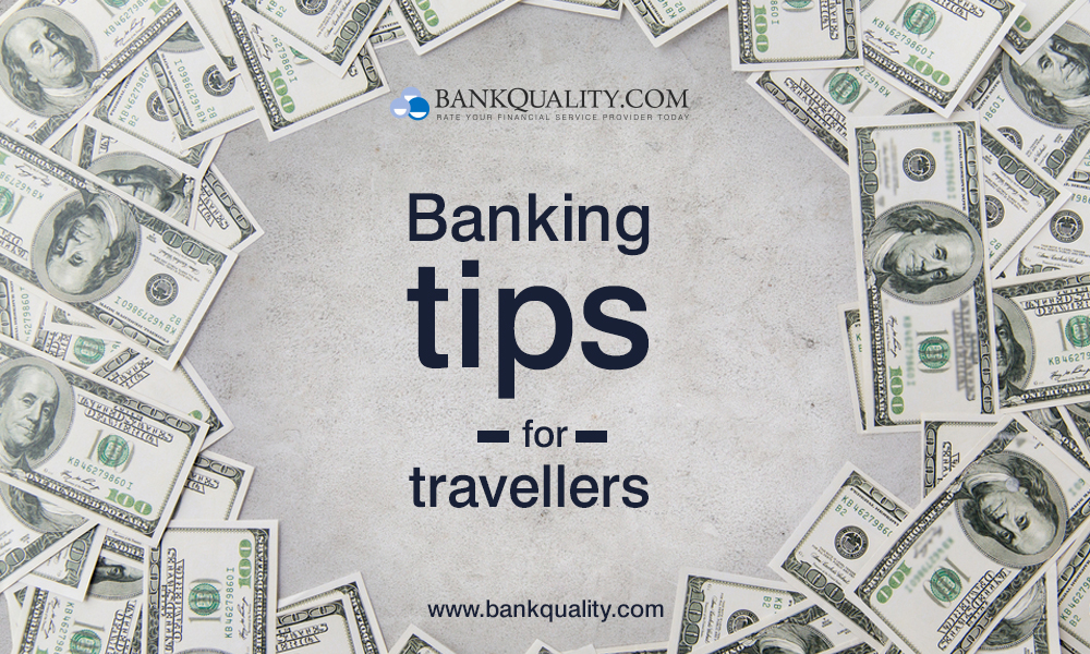 Control your finances while traveling