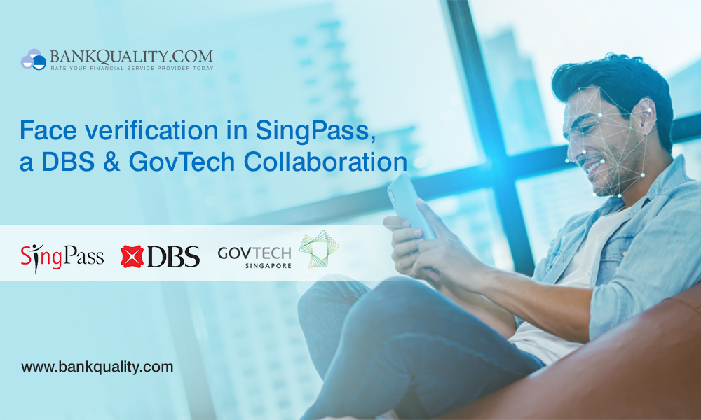 DBS and GovTech to pilot SingPass face verification technology for faster digital banking sign-ups