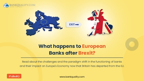 What happens to European banks after Brexit?