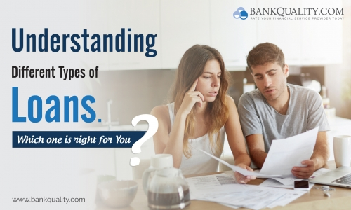Understanding different types of loans - Which one is right for you?