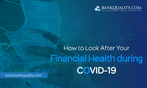 How to look after your financial health during COVID-19