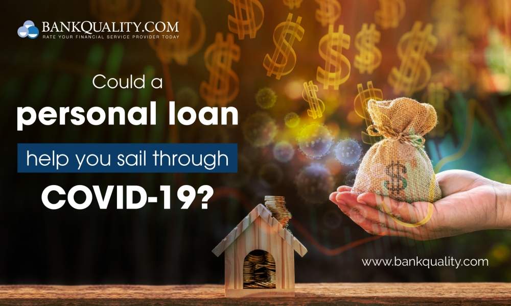 Could a personal loan help you sail through COVID-19?