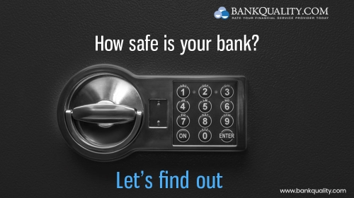 How safe is your bank? Let's find out