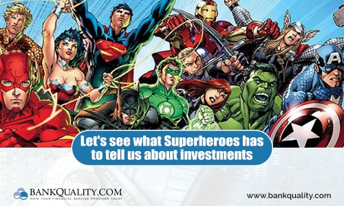 Superheroes traits, you should apply to your Finances