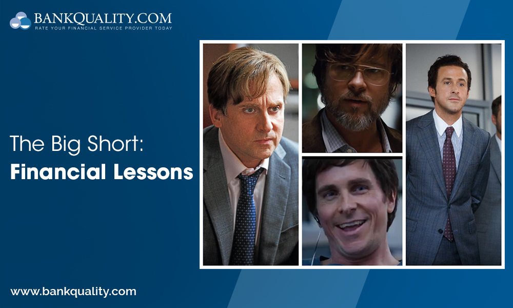 Financial lessons from the movie: The Big Short